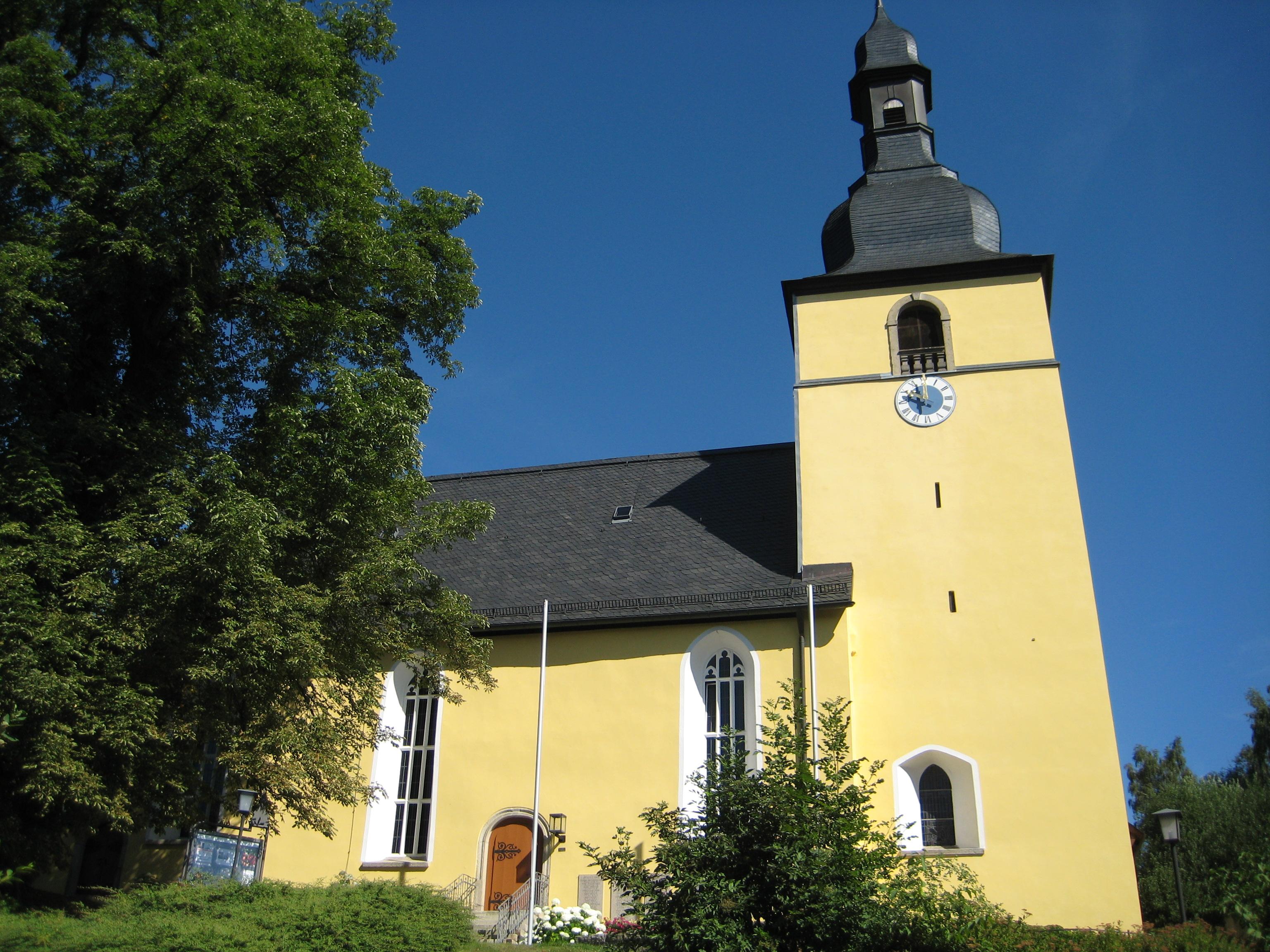Kirchengemeinde Schönbrunn